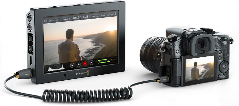 Blackmagic Design Video Assist & Video Assist 4K