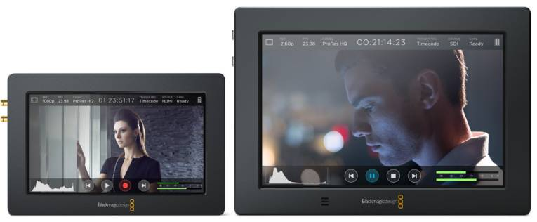 Blackmagic Design Video Assist & Videoassist 4K