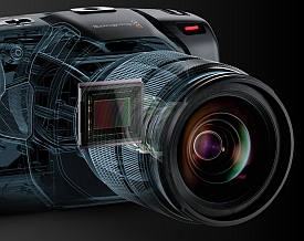 Blackmagic Desig Pocket Cinema Camera 4K