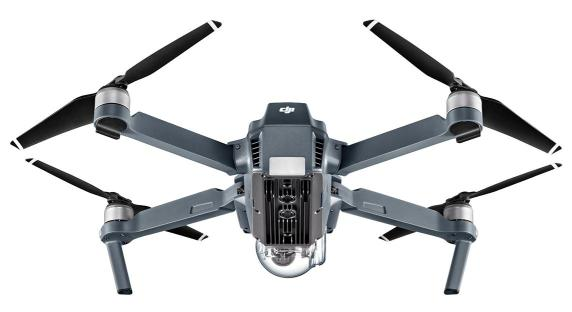 DJI Mavic Pro Bottom