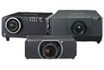 Panasonic Projectors Collection